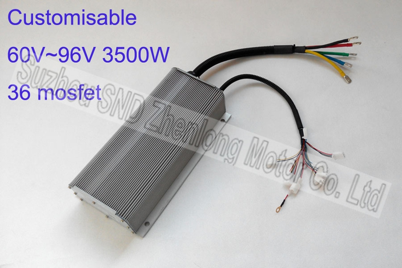 Buy 60v 96v wide voltage 3300w bldc ebike for Electric motor parts suppliers