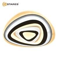 ESTARES управление светодио дный светильник потолочный GEOMATRIA Trio 80W t 520 white 220 ip44