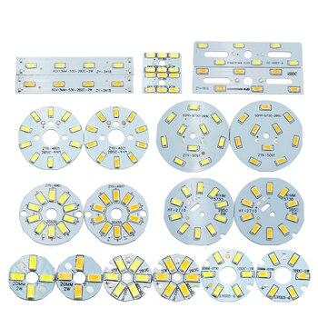 цена на 5pcs/lot SMD5730 LED Chip 2W 3W 5W 240-280mA Constant Current Input SMD 5730 Light Bead Board Aluminum Lamp plate For LED Bulb