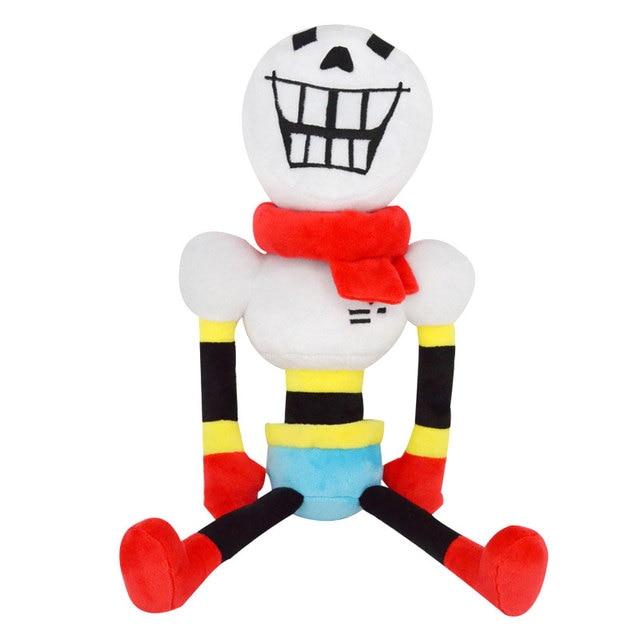 Творческий Undertale Красный Череп Плюшевые Куклы Дети Дети Характер Игрушка в Подарок