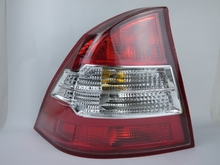 Taillight Classical Fox Fit For 2009-2013 Ford Focus Rear Light Cove