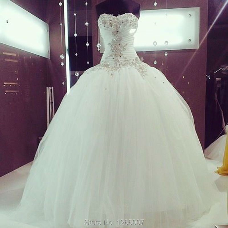 Sparkly Y Wedding Gowns