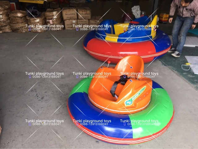 Buy Hot Sale Inflatable Bumper Cars Battery