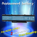 JIGU laptop Battery for Acer AS07A31 AS07A32 AS07A41 AS07A42 AS07A51 AS07A52 AS07A71 AS07A72 AS07A75 AS2007A MS2219