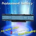 Jigu bateria do portátil para acer as07a31 as07a32 as07a41 as07a42 as07a51 as07a52 as07a71 as07a72 as07a75 as2007a ms2219