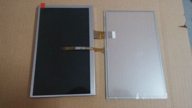 New original 7 inch LCD screen at070tn01 v.2+touch screen  free shipping