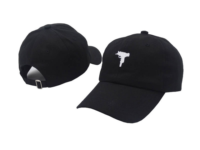 New Rare KYC Vintage UZI Gun Snapback Dad Hat Cap Printed Pink Baseball Cap  Women Men 09052114711d