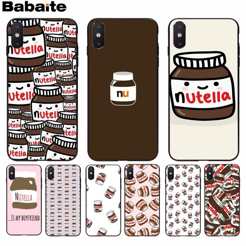 coque iphone nutella xs
