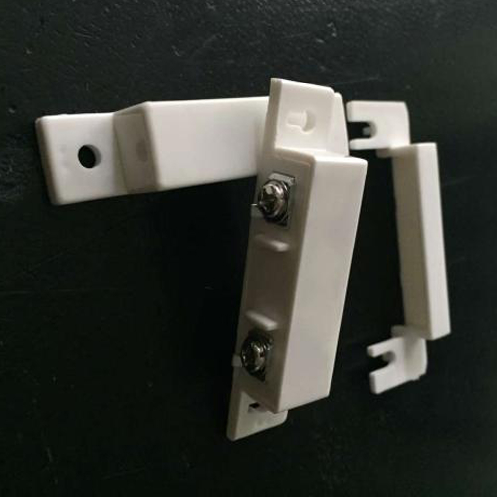 10 Lots Portable Alarm Sensors Smart Home Detectors Wireless Window Door Magnet Sensor Detector For NC Type