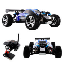 New 2.4G High Speed Radio Remote Control RC SUV Car Off Road Racing 45km/h Toy Gift Sell Hotting Fashion
