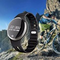 Bluetooth4.0 Smart Sport Bracelet  Wristband Fitness Track for IOS for Android Black