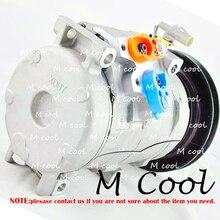 Brand New 10S17C AC Compressor For Toyota Prado 88310-6A150 883106A150 447180-5400 4471805400