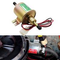 Universal Car Motorcycle Carburetor Petrol Gasoline Diesel 12V Electric Fuel Pump HEP 02A Low Pressure High