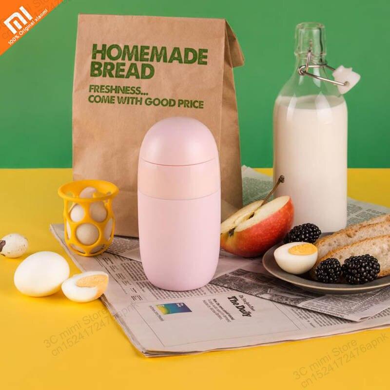 Original xiaomi mijia egg breakfast bottle smart thermos cold mug braised egg homemade nourishing porridge thermos