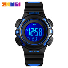 SKMEI 1485 Kids Watch New Sports Children Electronic Digital Watches