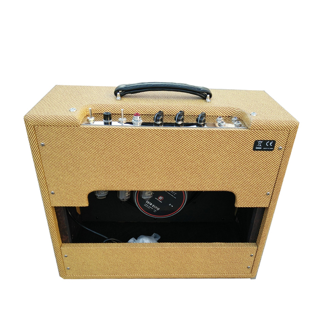 20 Watt Hand Wired All Tube Electric Guitar amplifier 5E3 Circuit Musical instruments professionals 2