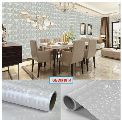 Mosaic Wall Paper Sticky Wallpaper From The Bathroom Toilet Waterproof Stickers Ceramic Tile Stick 825 In Wallpapers Home Improvement On