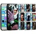Batman joker para iphone 4s 5/5s/5se 6/6 s 7 plus 6/7 6 s além de Gotham City TPUPC Case Capa Do Telefone para Ipod Touch 5th/6th Caso