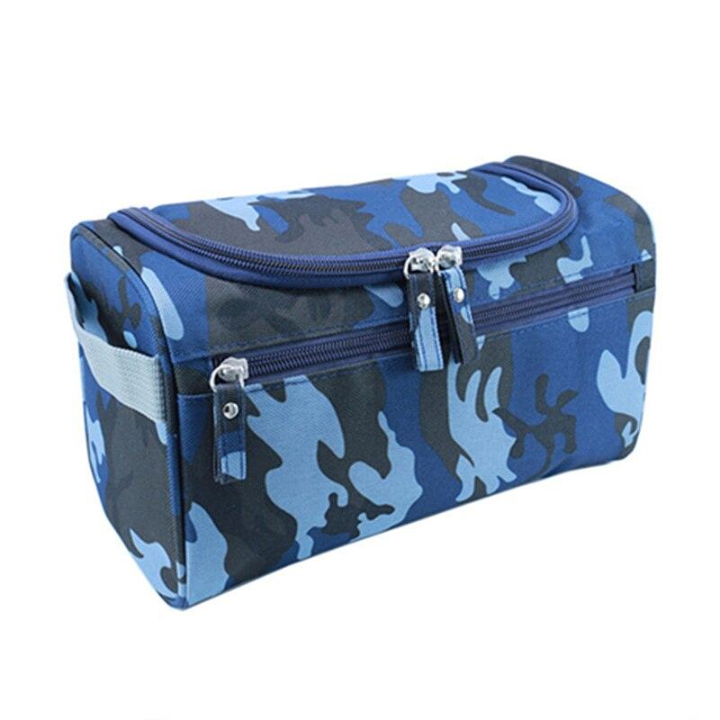 Solid Hanging Travel Cosmetic Bags Women's Men' Waterproof Toiletry Makeup Wash Case Organizer Necessaries Accessories supplies