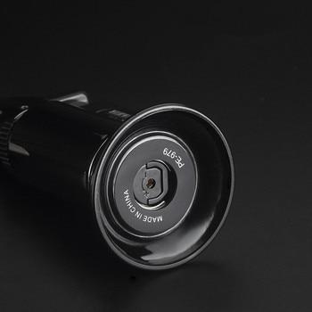 BBQ Outdoor Triple Torch Turbo Cigar Lighter Spray Gun Jet Butane Pipe Lighter Kitchen 1300 C Powerful Windproof Lighter No Gas 3