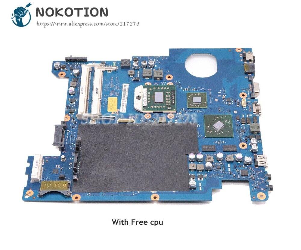 NOKOTION For samsung NP-R425 R425 R425D Laptop Motherboard HD7400M BA92-07594A BA92-07594B BA41-01488A BA41-01489A BA41-01487ANOKOTION For samsung NP-R425 R425 R425D Laptop Motherboard HD7400M BA92-07594A BA92-07594B BA41-01488A BA41-01489A BA41-01487A