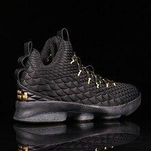 LeBron баскетбольной обуви Профессиональный баскетбол обувь мужской спортивные кроссовки Мужские дышащие Air Zoom подушки Chaussure pour Homme