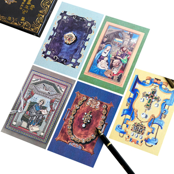 30pcs/pack Original Postcards Book Of Destiny Have Unique Appearance And High-end Packaging And Good Quality original pxl 5421 selling with good quality and contacting us