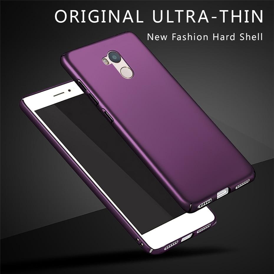 Fundas Back-Cover 4pro 4-Case Redmi Prime Coque Xiaomi for Hard-Pc