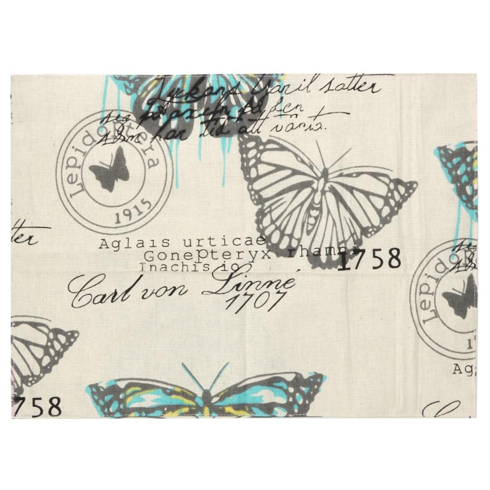 Butterfly Modern Coasters font b Kitchen b font Mat Dining font b Table b font Place