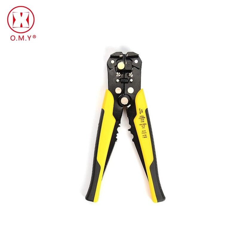 Tragbare Draht Stripper Werkzeug Zange Crimpen Kabel Abisolieren Crimpen Draht Cutter Multi Hand Werkzeug Für Elektrische High Qualität Zangen Handwerkzeuge