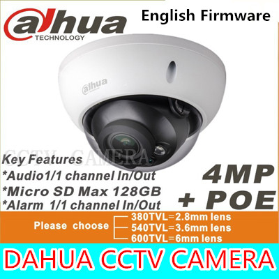 Dahua 4Mp IPC HDBW4421R AS IP font b camera b font network font b camera b