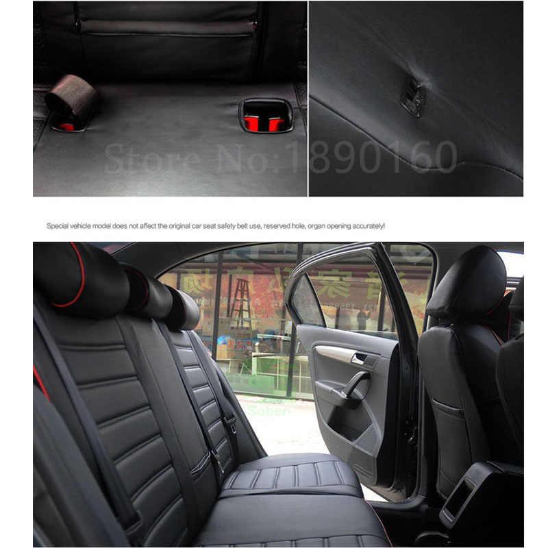 Wenbinge пользовательские кожаные чехлы для автомобильных сидений для isuzu D-MUX mu x сиденья той же структуры интерьера наклейки для автомобиля-Стайлинг