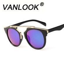 Ojo de Gato gafas de Sol de La Flor de las mujeres Marcos de Anteojos Gafas de Moda Para Hombres de Lujo Gafas de Sol Mujer