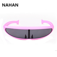 Fashion Sunglasses 2016 Summer Style Sunglass Woman View Window Sun Protection Glasses