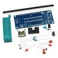 ATmega8 ATmega48 Development Board AVR Board Parts and Components DIY Kit