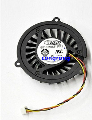 CPU Fan for MSI MSI EX700 <font><b>GX400</b></font> PR600 VR200 VR201 6010H05F PF3 COOLING CPU FAN For LG E500 image