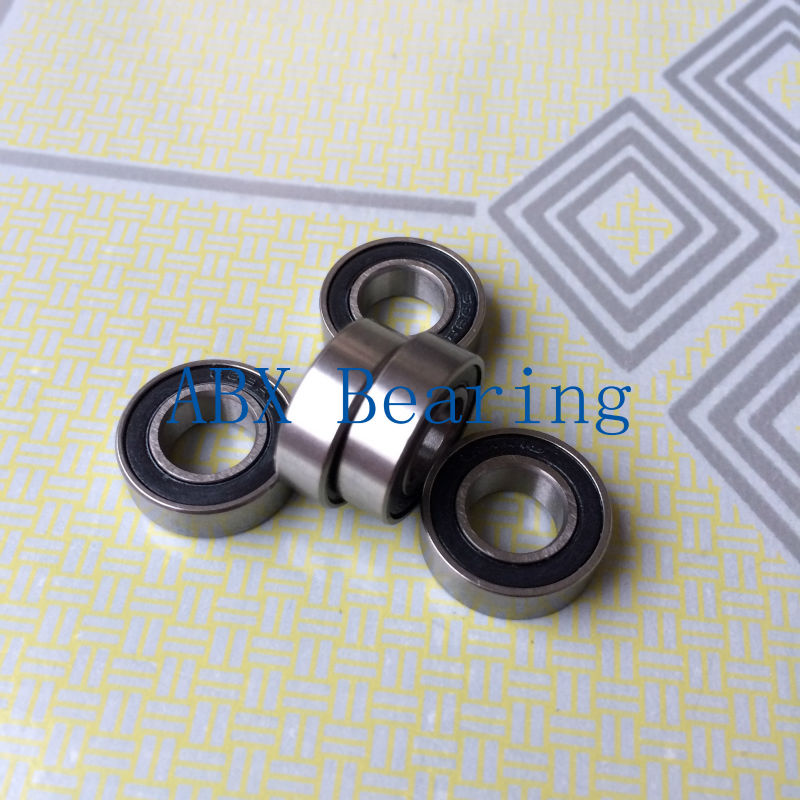 S693-2RS S693RS S693 693 ball bearing 3x8x4mm miniature bearing stainless steel hybrid ceramic bearing fishing reel bearing 100pcs abec 5 440c stainless steel miniature ball bearing smr115 s623 s693 smr104 smr147 smr128 zz shield for fishing fly reels