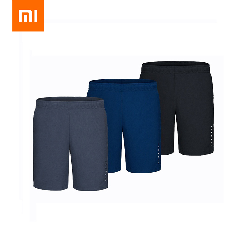 Shorts Running Men Xiaomi Smooth Ultralight Cool Quick-Drying Durable Noctilucent Youpin