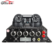 Car Camera Dvr Recorder Kits With 3G GPS Function Mobile Dvr Black Box Real Time