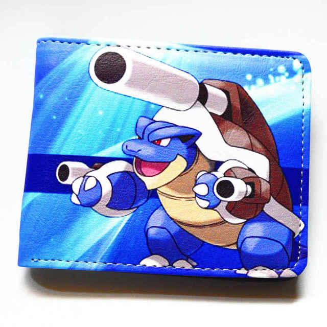 multi-style short wallet