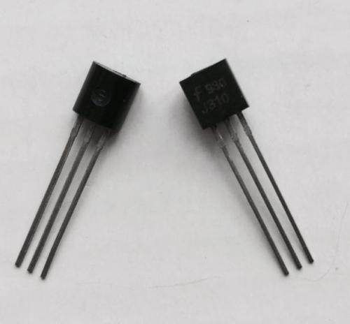 5 PCS J310 Transistor /MOT TO-92 NEW
