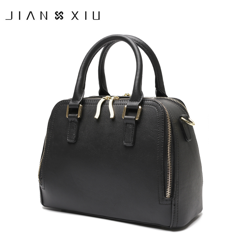 Women Genuine Leather Handbag Shoulder Messenger Bags Crossbody Handbags Women Sac a Main Bolsos Mujer Tassen Retro Small Tote vintage handbags clutch retro women messenger bags panelled box bag rivet crossbody shoulder bags small handbag purse sac a main