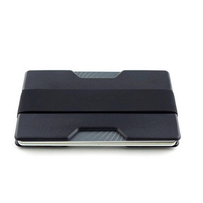 Gibo Auja - Brand New 2019 Super Slim Wallet Antirrobo Titular de la - Monederos y carteras