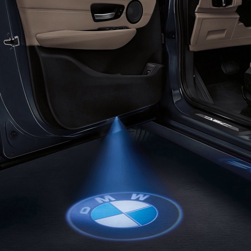 2pcs Led Car Door Logo Projector For Led Car Door Welcome