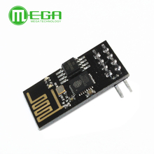 10pcs ESP8266 remote serial Port WIFI wireless module through walls ESP-01(China)