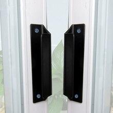 2 шт.! Высокое качество алюминиевый сплав ручка раздвижной двери балкон раздвижное окно ручка двери шкафа мебельная фурнитура Ручка