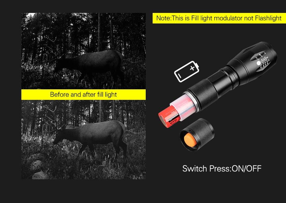 850nm infravermelho infravermelho digital led ir dispositivo