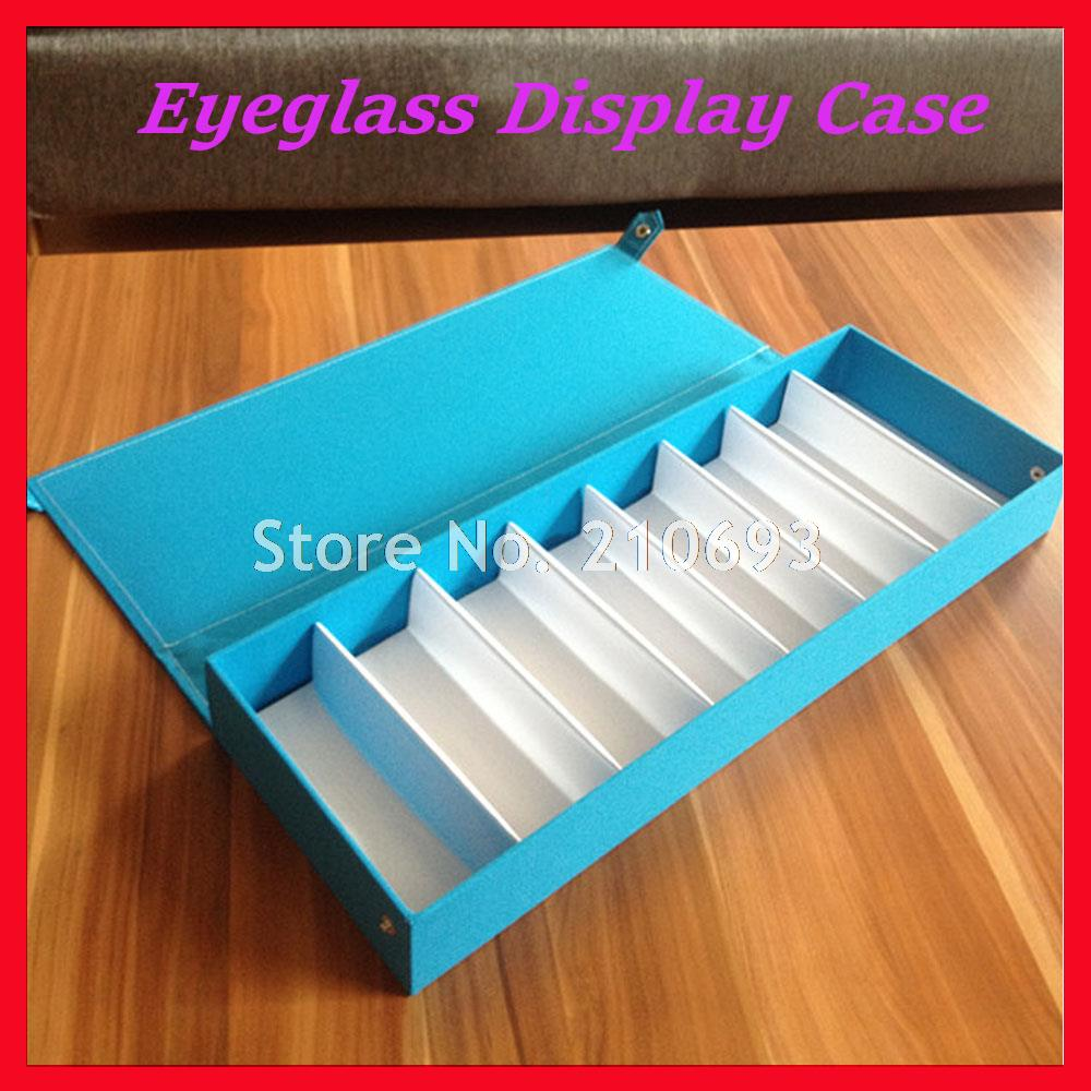5 Colors 8A Oxford Fabric Eyeglass Eyewear Sunglasses Storage box - Apparel Accessories - Photo 1