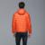 6 Colores 2016 Nuevo Invierno Para Hombre Ultra Delgado 90% Plumón de pato la chaqueta Más El Tamaño XXXL Chaquetas Con Capucha Para Hombres Moda Hombres prendas de Vestir Exteriores escudo