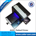 Newest for phone case UV flatbed printer phone shell printer for Epson R330